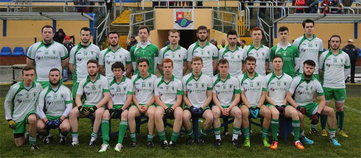 Killoe U-21 Team - Longford U21 Football Championships 2014
