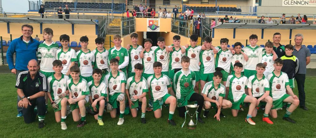 U14 Team wins Division 1 League